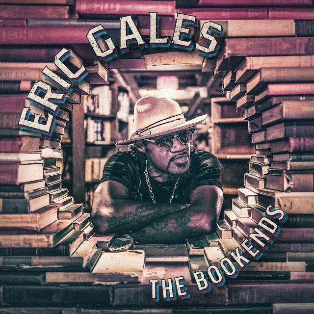 "ERIC GALES - Nuevo disco ""The bookends"""